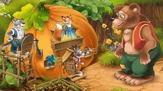 """""""Теремок""""# 2  Веселые сказки для детей. Сказки народов мира. Рассказы с красочными картинками (HD)"""