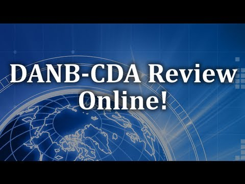 DANB CDA Exam Review Disclosing Agents and Plaque - YouTube