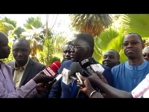 Aliou Sow n'écarte pas de soutenir Idy à la présidentielle