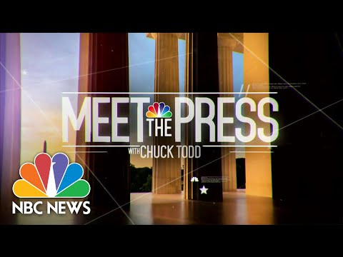 Meet The Press Broadcast (Full) - August 9th, 2020 | Meet The Press | NBC News