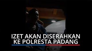 Ditangkap Polda Sumbar, Izet Preman akan Diserahkan ke Polresta Padang