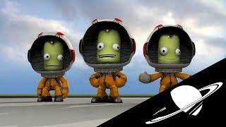 🚀 Kerbal Space Program !
