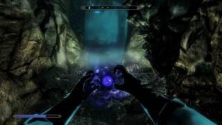 Skyrim Max Level Mage Gameplay: Liar's Retreat