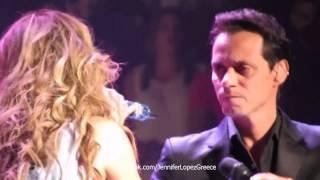 Jennifer Lopez & Marc Anthony   No Me Ames (Dance Again Tour   Puerto Rico 211212) HD