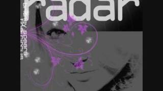 Britney Spears Radar Manhattan Clique Mix Official Remix