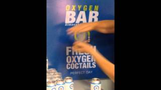 Oxygen water Oxylife water. Kyslikova voda Oxylife.