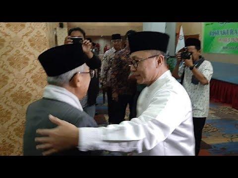 KPU Baru Umumkan Pemenang Pilpres 22 Mei 2019, Ketua Umum DPP PAN Sudah Selamati Jokowi-Maruf Amin