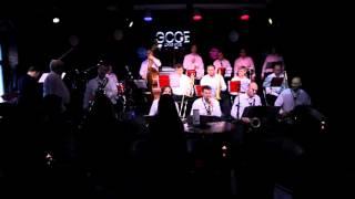 #jazzday in Esse Jazz Club - БигБэнд Тульской филармонии п/у С.Головни