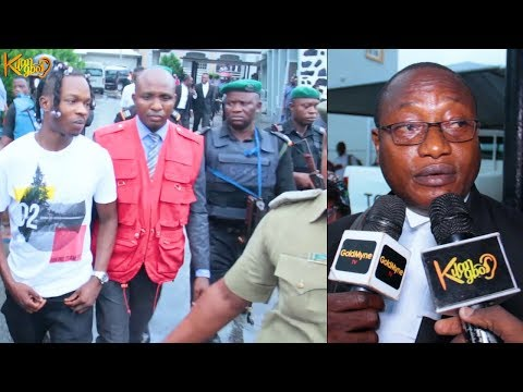 Naira Marley court appearance Pleads 'Not Guilty', To Be Remanded In EFCC Custody Until May 30