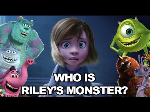 Pixarová teorie: Kdo je Rileyina příšerka?