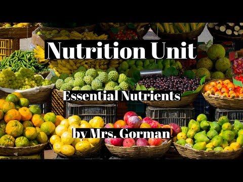 mp4 Nutrition Unit, download Nutrition Unit video klip Nutrition Unit