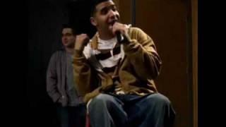 Degrassi- Tell Me Lies Version 1: jimmy and ashley + LYRICS