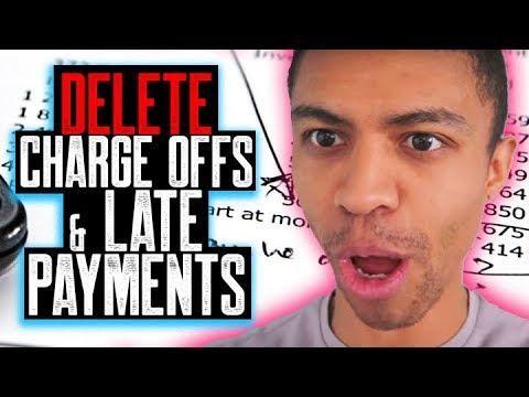 DELETE CHARGE-OFFS AND LATE PAYMENTS || WHAT IF I PAID COLLECTOR || CREDIT REPAIR LETTERS