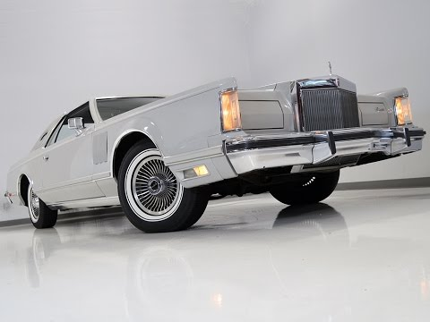1977 Lincoln Continental Mark V for Sale - CC-918156