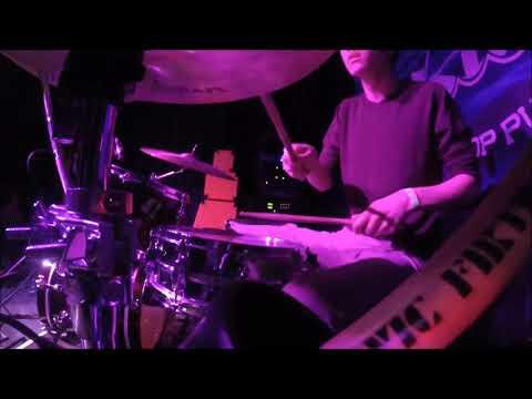 Garrett Sigler Drum Cam at Soma San Diego with Alex Lievanos