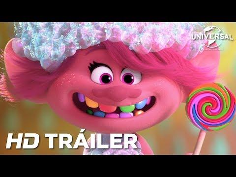 Trailer Trolls 2: Gira mundial