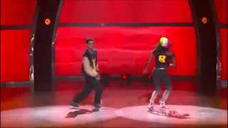 So You Think You Can Dance- Ashley Rich & Chris Koehl, Hip-hop_Forget You