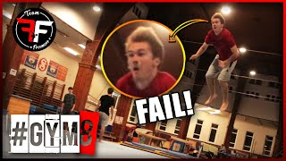 #GYM 8 - Double backflip FAIL který musíš vidět!!!