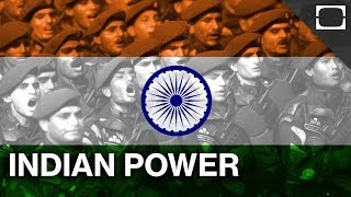 India - Economy and Military Power (2014)