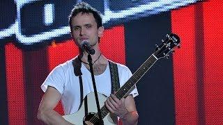 """The Voice of Poland IV - Kacper Leśniewski """"Wicked games"""" - Przesłuchania w ciemno"""