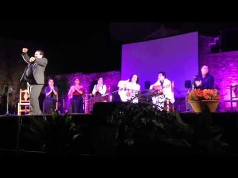 Homenaje a Los Festeros. XXX Festival de Cante Grande de Ronda