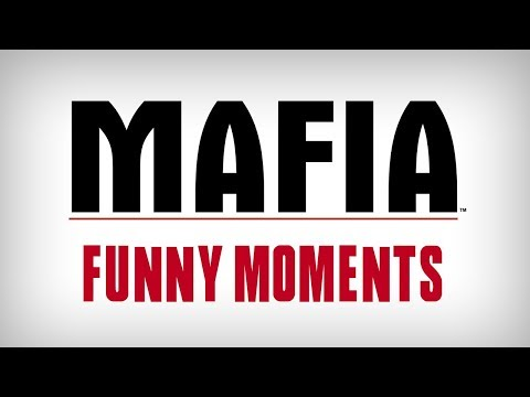 MAFIA - FUNNY MOMENTS | SK