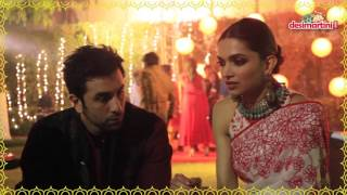 Watch Ranbir Kapoor And Deepika Padukone Celebrate Diwali During Tamasha Promotions
