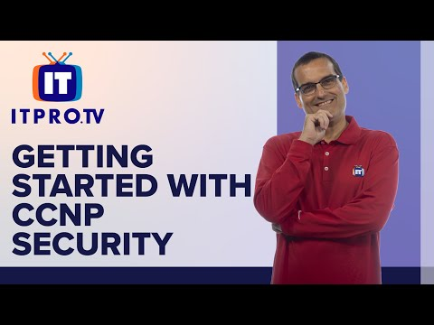 Getting Started with Cisco CCNP - Security - YouTube