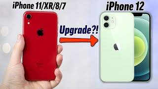 Should you buy the iPhone 12 if you have the 11/XR/8/7?