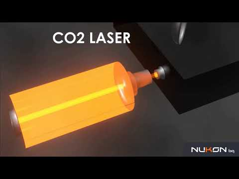 CO2 vs Fiber Laser- Comparison Video