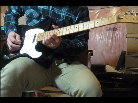 Oceans (Where Feet May Fail) Lead Guitar Cover - Hillsong United [Zion]