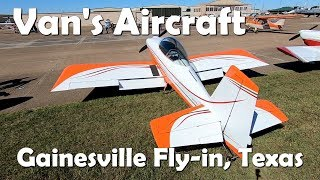Favorite Paint Schemes - Van's RV Aircraft - Volume 3 - Gainesville Flyin