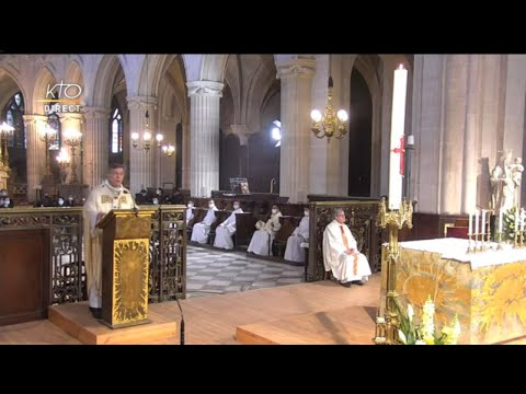 Messe de la Résurrection à Saint-Germain l'Auxerrois