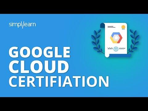 Google Cloud Certification | Google Cloud Platform Certification ...