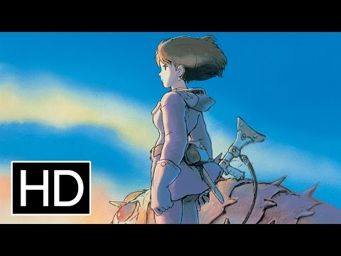 Nausicaä Of The Valley Of The Wind (1987) Japanese Trailer