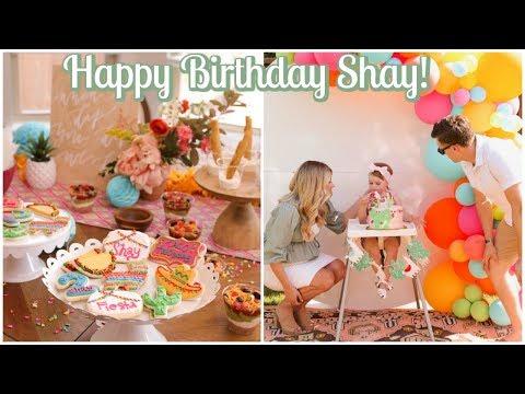 TACO TWOSDAY BIRTHDAY PARTY | HAPPY BIRTHDAY SHAY | Tara Henderson