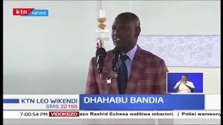 William Ruto: Raila Odinga anahusika katika biashara ya dhahabu gushi