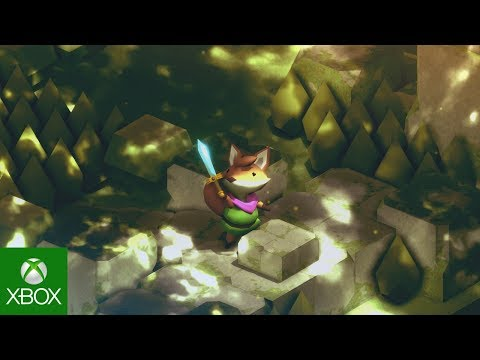 Trailer d'annonce de TUNIC