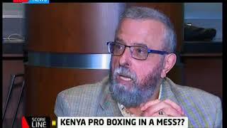 Score Line: Kenya Pro boxing