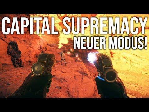 Capital Supremacy Gameplay Details Star Wars Battlefront 2 | NEWS