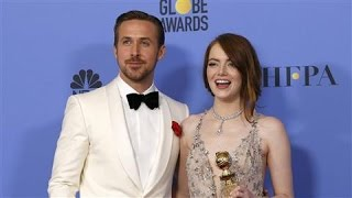 Golden Globes La La Land Wins Big Meryl Streep Criticizes Trump