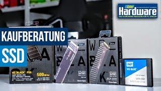 SSD-Festplatte | Kaufberatung 2020 | Alles Wissenswerte