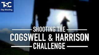 Shooting the Cogswell & Harrison Challenge | TSC Clay Shooting