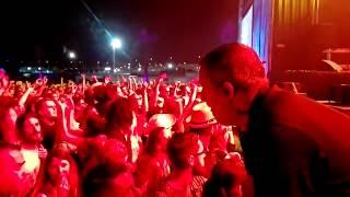 Agresión Seguridad Mad Cool Festival