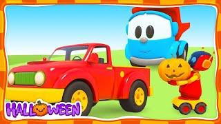 Машинка Грузовичок Лева. Пикап - новая серия! Развивающие мультики для детей