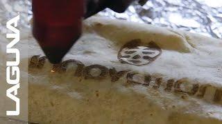 CNC Machine - Laguna Laser EC Engraving Burrito