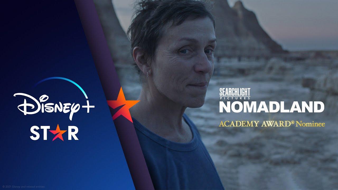 Nomadland | Star on Disney+