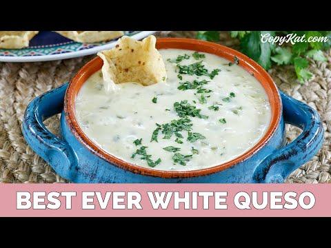 Video White Queso - Tex Mex Style