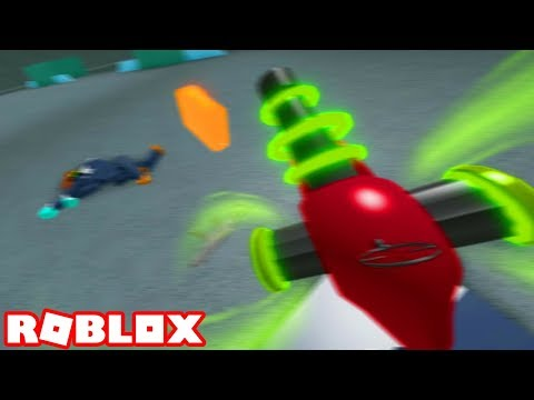Bad Business Area 51 RAYGUN... (Roblox)