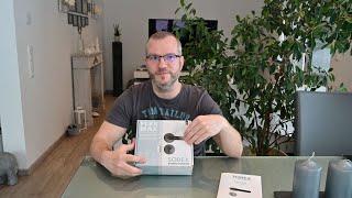 Sorex Flex Max Bluetooth Fingerprint und Zahlencode Türgriff - Unboxing und Einbau